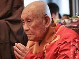 梦参老和尚103岁寿诞祈福法会