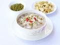 消暑润肺:百合绿豆粥