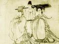 画圣吴道子的佛教绘画
