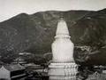 百年前德国人拍摄的中国佛塔