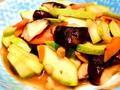 素食推荐:素蚝油香菇西葫芦