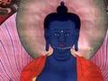 尼泊尔雪谦寺药师琉璃光如来唐卡