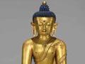 十四世纪西藏释迦牟尼佛坐像
