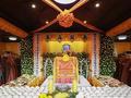 普陀山佛教协会举行道生长老荼毗法会