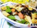 素食推荐:清炒八珍斋