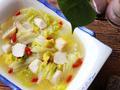 素食推荐:白菜芋头汤