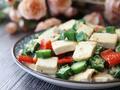 素食推荐:秋葵豆腐