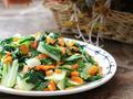 素食推荐:白菜胡萝卜丁