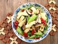 素食推荐:芹菜豆腐