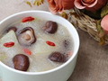素食养生:冬瓜冬菇汤