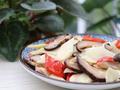 素食推荐:茭白炒香菇
