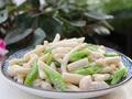素食推荐:青椒海鲜菇