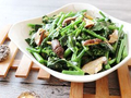 素食推荐:香菇芥蓝菜