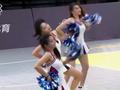 视频-超短裙啦啦队美女舞姿性感 搔首弄姿