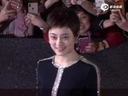 视频:飞天奖红毯孙俪黑色礼服优雅亮相 纤细身材惹人妒