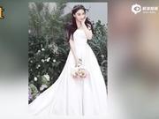 视频:张馨予何捷大婚 新娘一组时尚婚纱照曝光