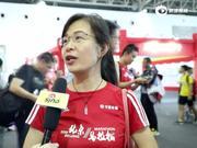 视频-北马参赛者:很喜欢北马博览会 赛道设置也喜欢