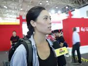 视频-北马参赛者:喜欢北马的氛围 目标安全完赛
