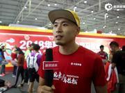 视频-北马参赛者:淘跑京城跑团跑友 北马是心中的殿堂