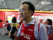 视频-北马参赛者:唐人跑团跑友 只要有机会一定参加