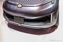 崭新物种,另类外形SUV,高清实拍广汽传祺 ENTRANZE概念车