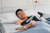 武磊手术成功将养伤6-8周