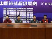 广东男排队长:终结对天津连败很开心 会继续努力