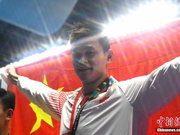 孙杨将出席上海体院开学典礼 正式开启博士之旅