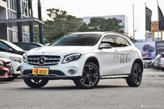 价格来说话,9月新浪报价,奔驰GLA级全国新车21.31万起