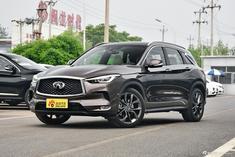 家庭第一辆车首选它,英菲尼迪QX50成交价33.82万起