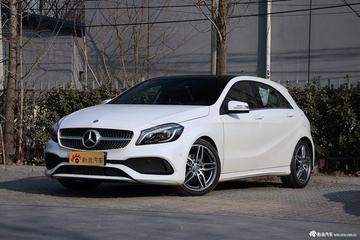 买车绝对要比价!7月新车奔驰A级(进口)优惠高达6.05万