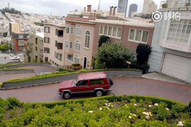 全球最曲折的街道,有8个急转弯,老司机也不一定能驾驭