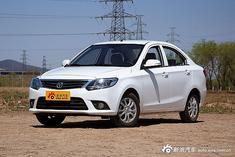 新车随便挑,长安汽车悦翔V3成交价3.23万起