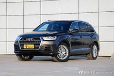 奥迪Q710月报价 新车售价60.25万起