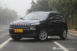 新车随便挑,Jeep自由光成交价15.40万起
