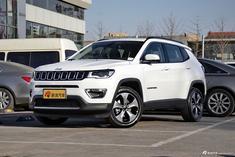 全系价格低至11.76万起,最大折扣7.4折,Jeep指南者问你敢答应吗?