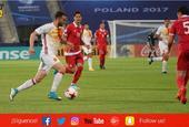 U21西班牙1-0塞尔维亚