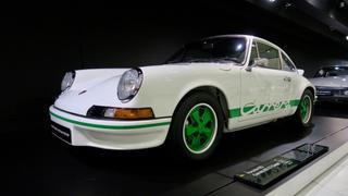保时捷博物馆里的神车你喜欢哪辆?