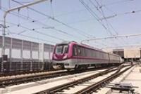 高架区间提前双线轨通 宁溧城际有望年内试运行