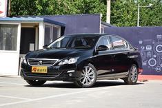 12月新车比价 标致408售价9.24万起