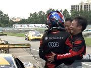 视频-China GT第4回合奥迪香港车队包揽冠亚军