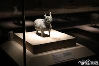 古中山国文物亮相西安 观众一睹神秘王国文化