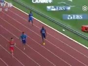 视频-燃!钻石联赛中国男子4x100米力压美国夺冠