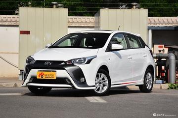 价格来说话,8月新浪报价,丰田YARiS L致炫全国新车4.86万起