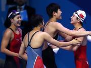 中国游泳已阳盛阴衰?为何姑娘职业生涯如此短暂