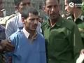也门当街枪决奸杀女童犯 悬尸示众