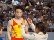 体操世锦赛中国3金1银2铜 力压日本居奖牌榜首位