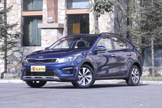 值得购买的新车之一,起亚KX CROSS最低8.5折