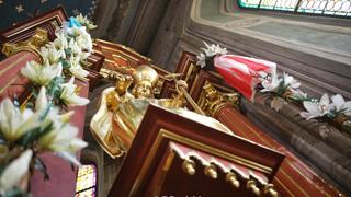 波兰南部,散落着众多的木质小教堂