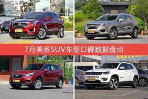 美系SUV车型中,XT5新能源综合评分最高